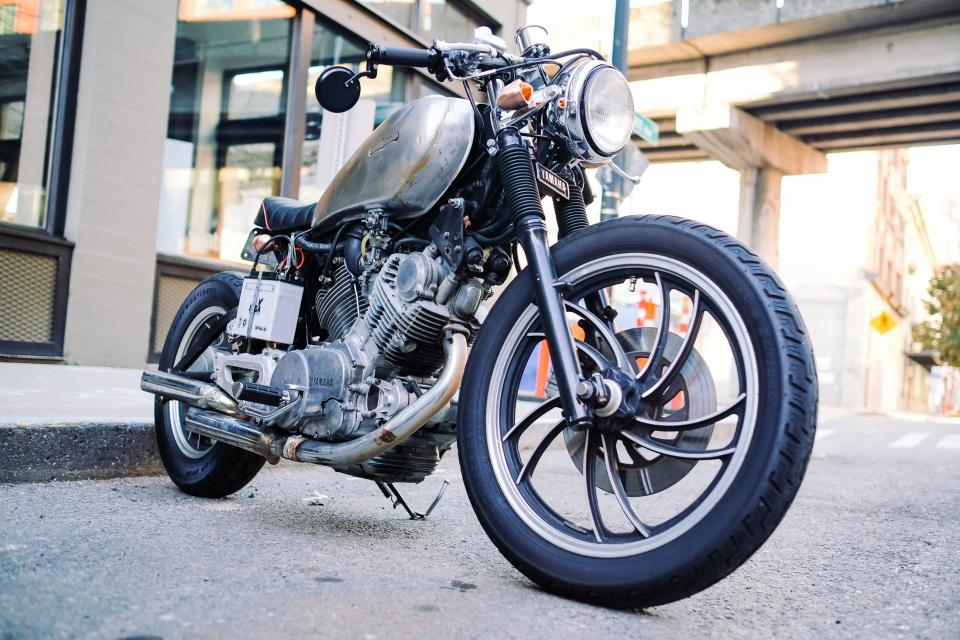 A site about motorcycles